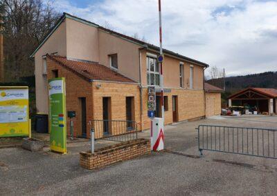 Rénovation d'un camping à Saint Galmier (42)