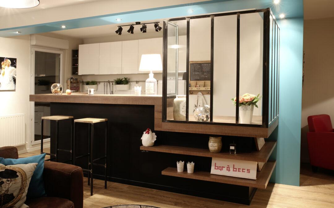 Rénovation d'un appartement – Villeurbanne (69)